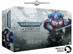 Warhammer 40,000 Indomitus - Made to Order