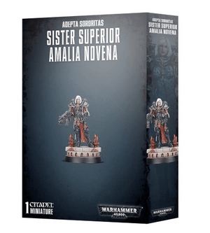 Games Workshop Sister Superior Amalia Novena