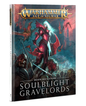 Games Workshop Battletome: Soulblight Gravelords