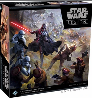 STAR WARS: LEGION-Fantasy Flight Games Legion Core Set