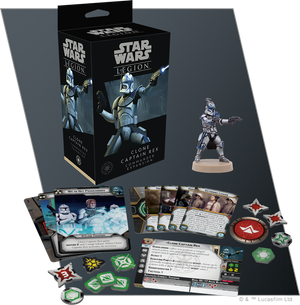 STAR WARS: LEGION-Legion Clone Captain Rex Commander Expansion