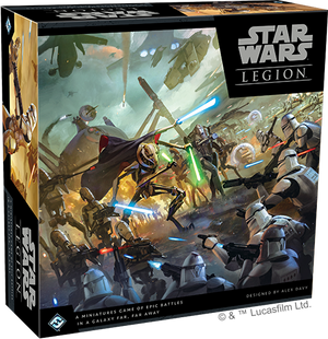 STAR WARS: LEGION-Clone Wars Core Set