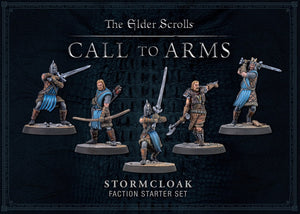 Elder Scrolls: Call To Arms Stormcloak Faction Starter