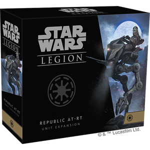 STAR WARS LEGION:Republic AT-RT Unit Expansion (Clone Wars)