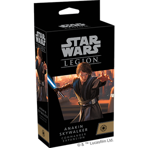 Star Wars Legion:Anakin Skywalker Commander Expansion