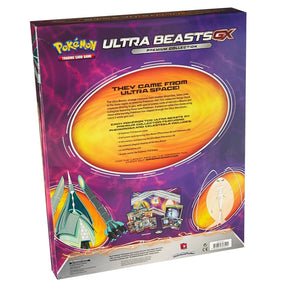 Pokemon Ultra Beasts GX Premium Collection Box: Pheromosa-GX