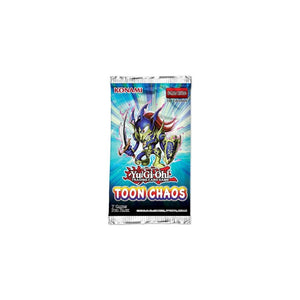 YU-GI-OH! Sealed Booster Pack (7 Cards) - Toon Chaos