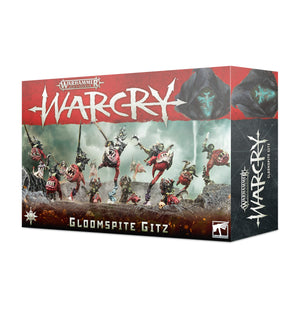 Games Works Warcry Gloomspite Gitz