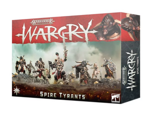 Games Workshop Spire Tyrants