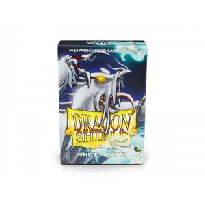 Dragon Shield Dragon Shield Small Sleeves - Matte White (60)