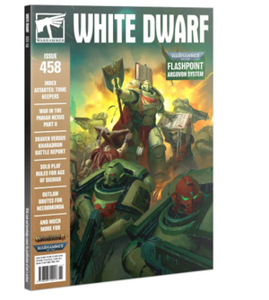 WHITE DWARF 458 (NOV-20) (ENGLISH)