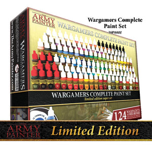 The Army Painter - Complete Wargamers Paint Set (Ltd Ed) - Warpaints