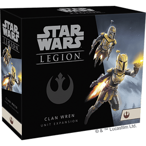 Star Wars Legion: Clan Wren Unit
