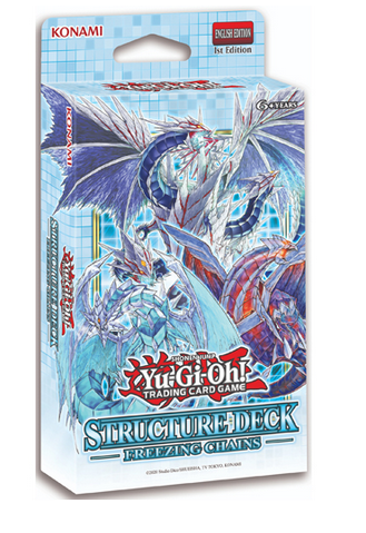 Yugioh Structure Deck: Freezing Chains