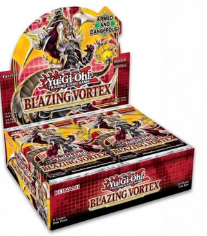 Yugioh: Blazing Vortex Booster Box