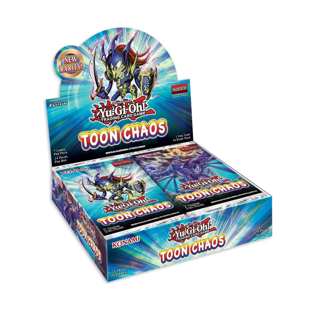 Yu-Gi-Oh TCG toon chaos unlimited edition