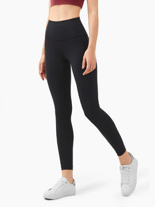 Butter Soft Crop Leggings- Black