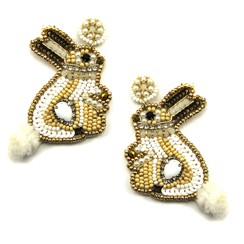 Bunny Hop Earrings