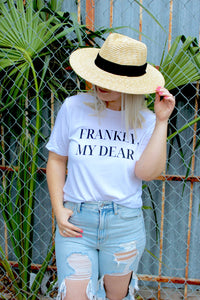 Frankly, My Dear Tee Shirt