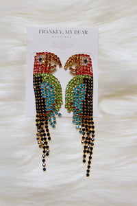 Polly Parrot Earrings