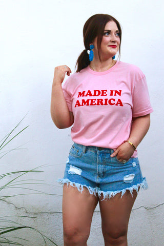 Made In America Tee Shirt