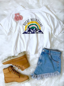 Rocky Mountain Tee Shirt