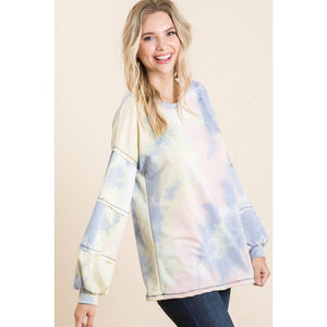 Totally Tie Dye Pullover