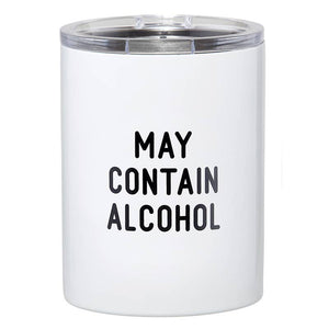Drink Tumbler - Contain Alcohol