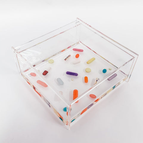 Pills Catch-All Box