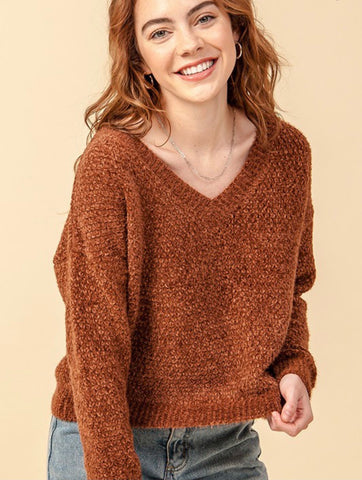 Cinnamon Sugar Sweater