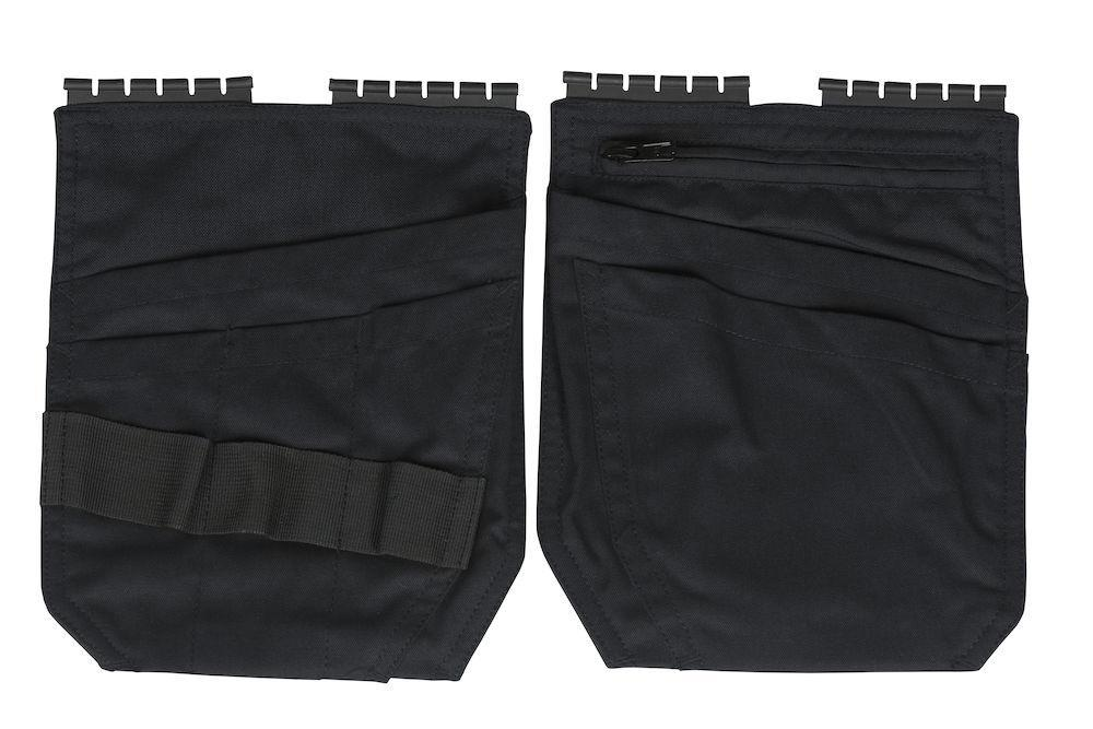 649042 Projob Workwear Work Trouser Nail / Hang Pockets In Black