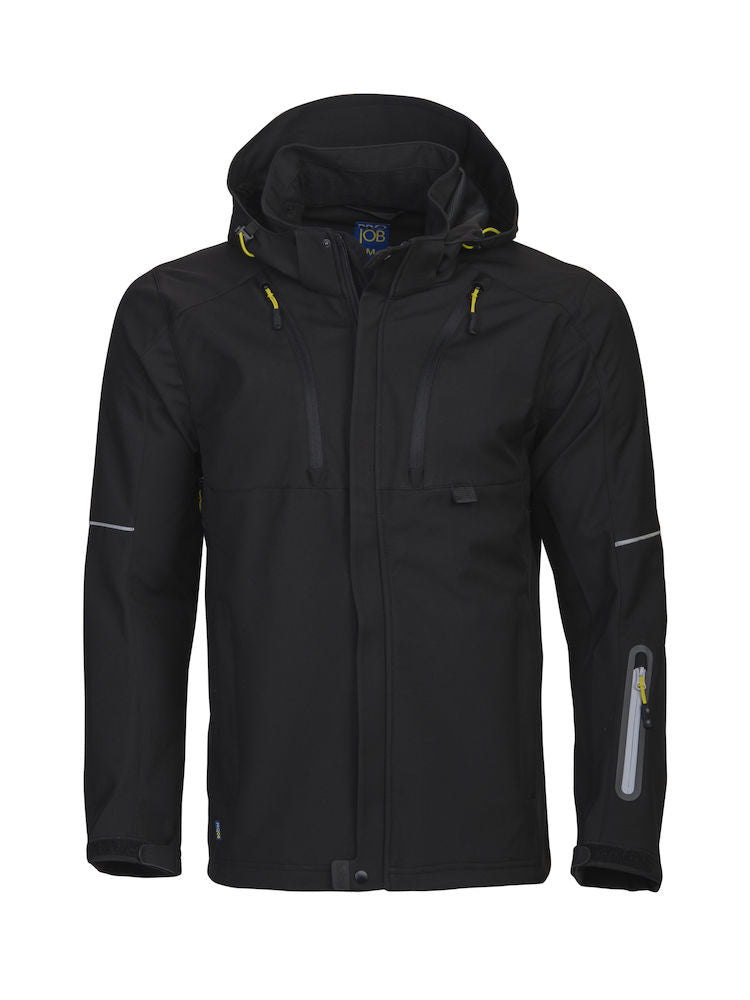 643406 Projob Functional Softshell Jacket Windbreaker