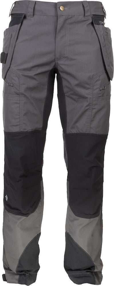 643520 Projob Functional Work Trousers, Reinforced Knee & Nail Pockets
