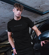 Achieve Signature T-Shirt - Black