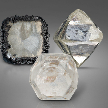 Lab-Created Diamonds are Identical to Mined Diamonds!