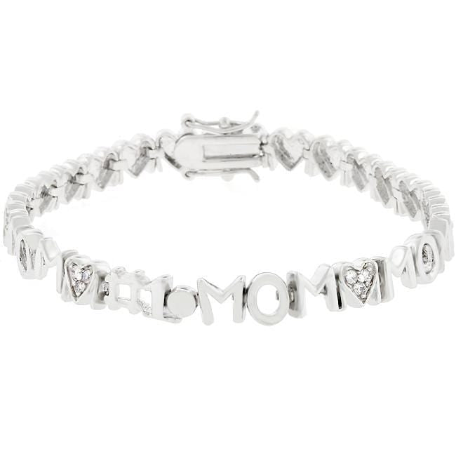 Bracelets Moms Day Charm Bracelet angelucci-jewelry