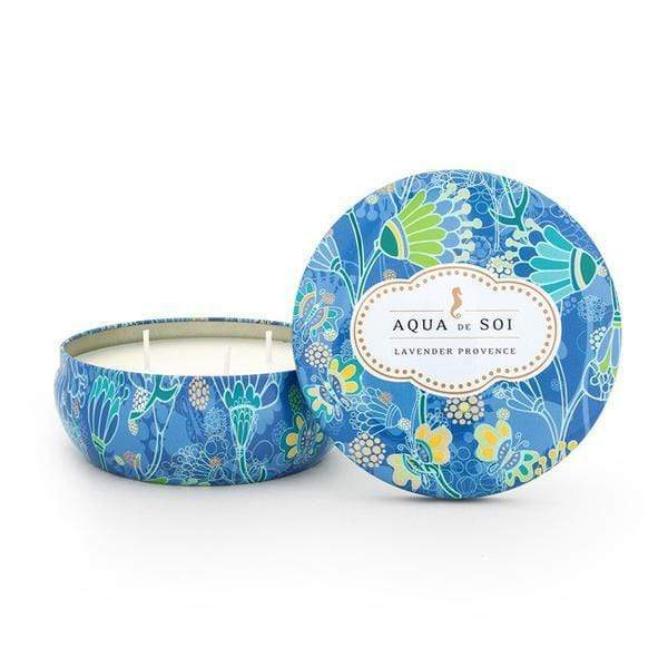 Candles Aqua de SOi Lavender Provence 21oz Tin angelucci-jewelry