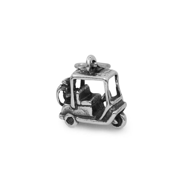 Charms Golf Cart Charm angelucci-jewelry