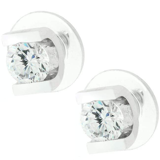 Earrings Brilliant Set Cubic Zirconia Earrings angelucci-jewelry