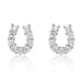 Earrings Lucky Horseshoe Earrings angelucci-jewelry