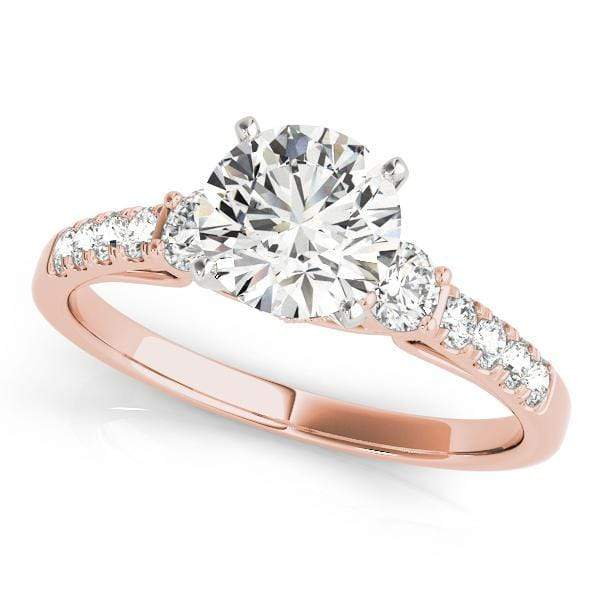 Engagement Rings 14kt / Pink Engagement Rings New Bridal angelucci-jewelry
