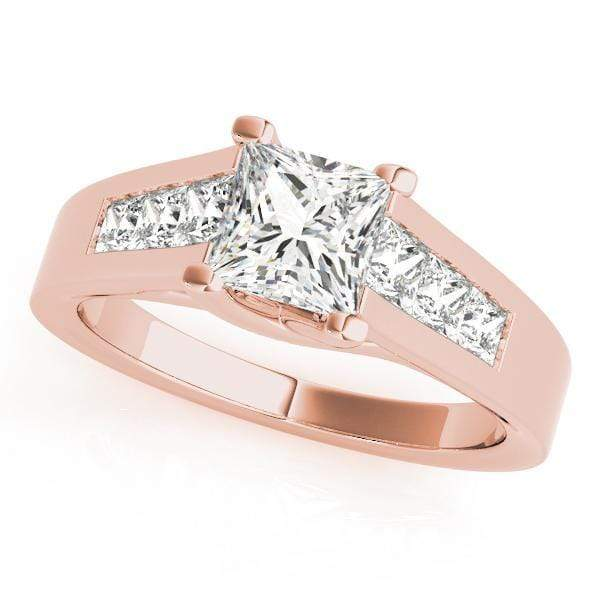 Engagement Rings 14kt / Pink Engagement Rings Trellis angelucci-jewelry