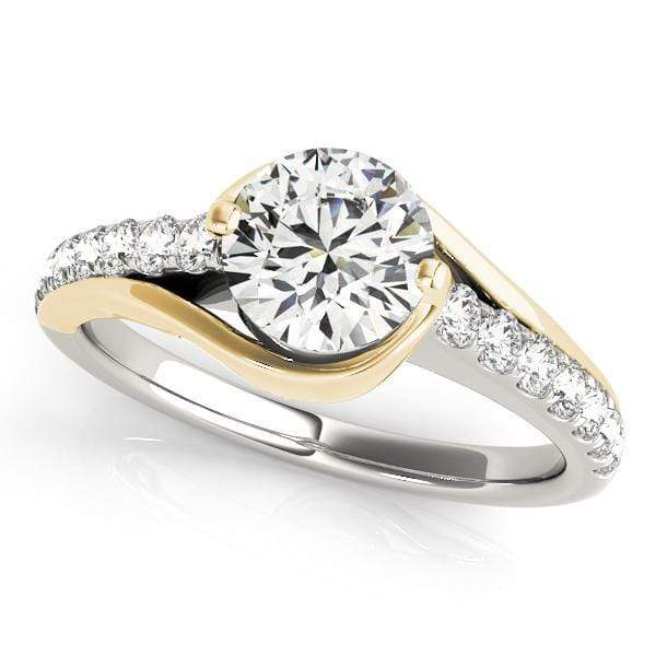 Engagement Rings 14kt / White Engagement Rings New Bridal angelucci-jewelry