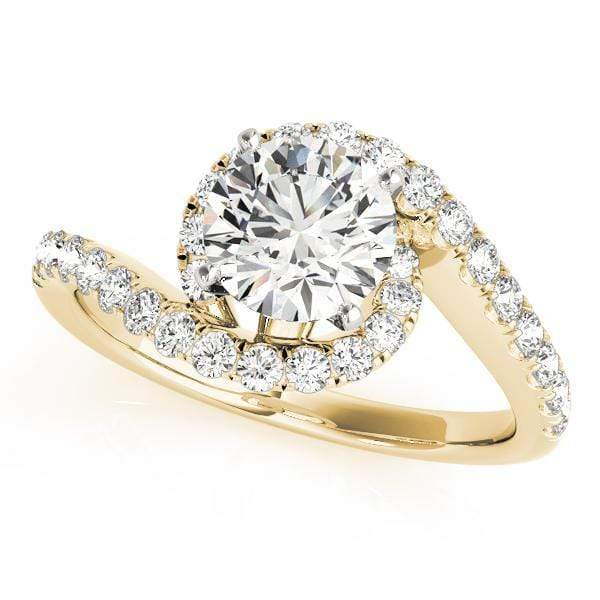 Engagement Rings 14kt / Yellow Engagement Rings New Bridal angelucci-jewelry