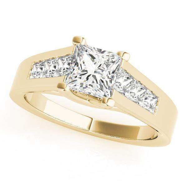 Engagement Rings 14kt / Yellow Engagement Rings Trellis angelucci-jewelry