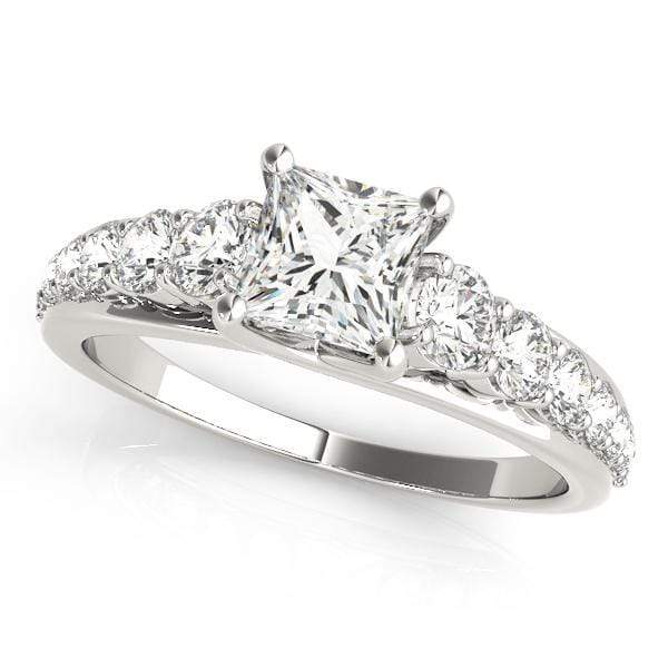 Engagement Rings 5.3 / 14kt / White Engagement Rings Trellis angelucci-jewelry