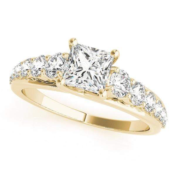 Engagement Rings 5.3 / 14kt / Yellow Engagement Rings Trellis angelucci-jewelry