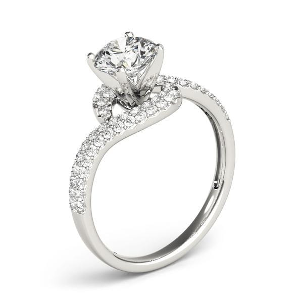 Engagement Rings Engagement Rings Bypass angelucci-jewelry