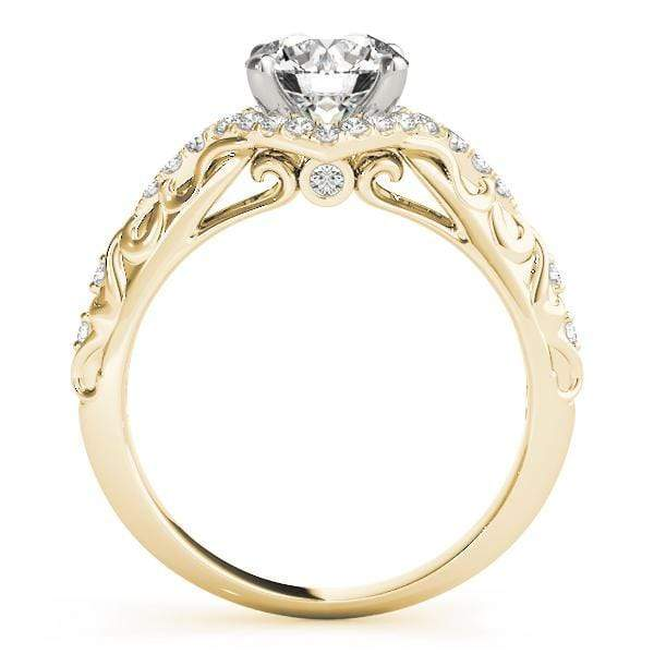 Engagement Rings Engagement Rings Halo Round angelucci-jewelry