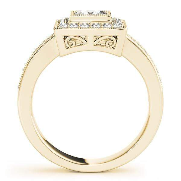 Engagement Rings Engagement Rings Halo Square & Cushion angelucci-jewelry